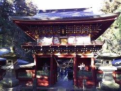 Nasu Jinja Shrine
