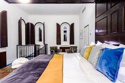 Plaza Suite 753/ Bedroom