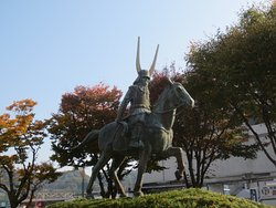 Ii Naomasa Statue
