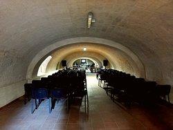 Sala sotterranea di rappresentanza