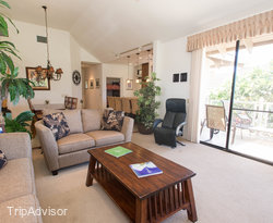 The Three Bedroom Garden View at the Wailea Grand Champions Villas