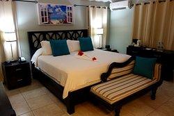 Bedroom of room 602