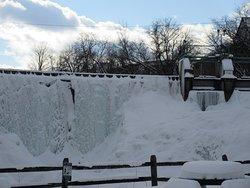 Waits River Falls