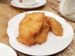 Deep Fried Fish Fillet