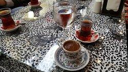 кофе,чай и вода)))