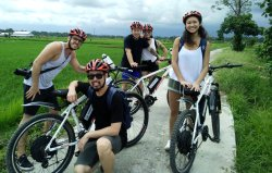 Green Bikes Bali e-bike tours