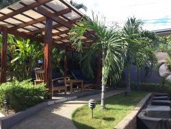 Charming boutique-style hotel in Playa Tamarindo!