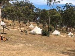 Fantastic way to camp