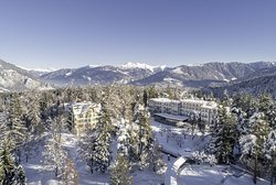 Grand Hotel Waldhaus Flims Alpine Grand Hotel & Spa