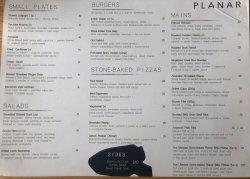 Planar Restaurant
