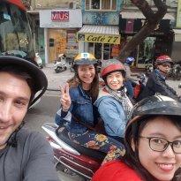 Hanoi Motorbike Street Foods - Day Tours