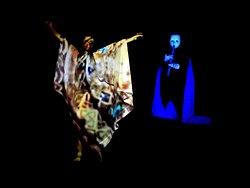 HILT black light theatre - LOBBY