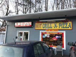 Hot Grill & Pizza