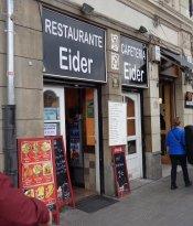 Restaurante Eider