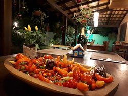 Restaurante Pequeno Jardim