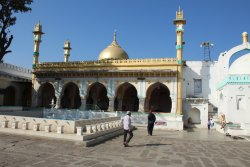 Tomb of Mughal Emperor Aurangzeb