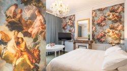La Monnaie Art & Spa Hotel Luxe