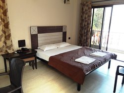 Double Beds in the room