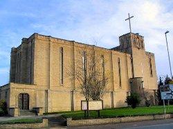 St Barnabas Church, Tuffley