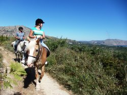 Zoraida's Horse Riding
