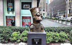 Bartman Statue