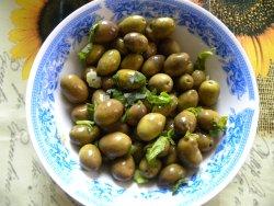 Organic Olive