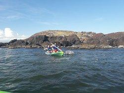 Rumbo del Plata-Punta en Kayak
