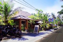 Medewi Beach Inn -Restaurant