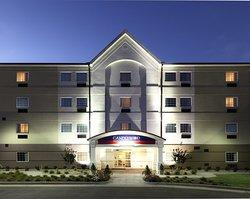 キャンドルウッド スイーツ フォート スミス ホテル