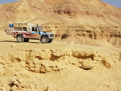 Sole Tours jeep adventures
