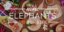 9 Elephants Thai Drink & Dine