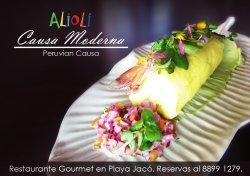 Alioli Peruvian and Mediterranean Fusion