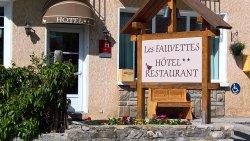 Hotel Bar Restaurant Les Fauvettes