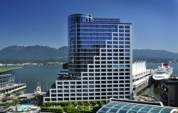 Fairmont Waterfront - centrally located on the city's beautiful waterfront