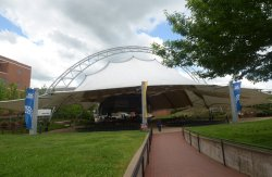 Sprint Pavilion