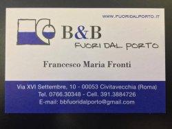 B&B Fuori dal Porto