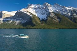 Banff Lake Cruise
