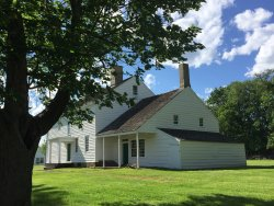 Wallace House & Old Dutch Parsonage State Historic Sites