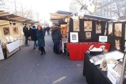 Le Marche de la Creation de Paris Montparnasse