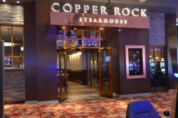 Copper Rock Steakhouse at Four Winds South Bend