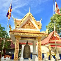 Wat Thmey (Killing Fields)