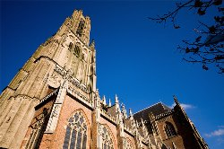 The Big or Eusebius Church in Arnhem