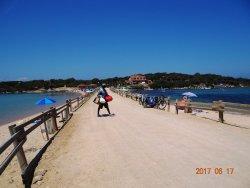 Spiaggia dell'Isola dei Gabbiani (Isuledda)