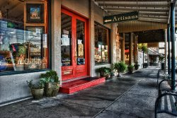 Explore the German historic town of Fredericksburg on our Texas Hill Country & LBJ Ranch Tour