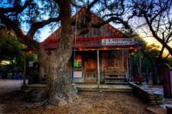 Experience the magic and music of Luckenbach, Texas on our Texas Hill Country & LBJ Ranch Tour.