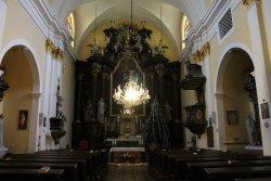 Church of the Merciful Brothers (Kostol Milosrdnych Bratov)