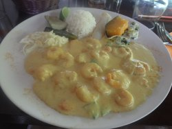 Ouassous curry coco succulent