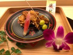 grilled fugu