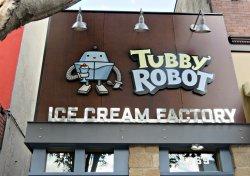 Tubby Robot Ice Cream Factory