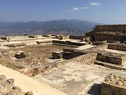 Zona Arqueologica de Atzompa